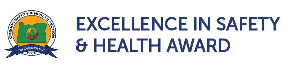 sAFETY & hEALTH AWARD BANNER