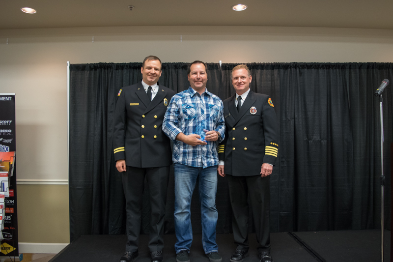 Excellence in Safety Award - Dave Blakely